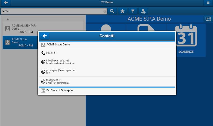 Business App CRM