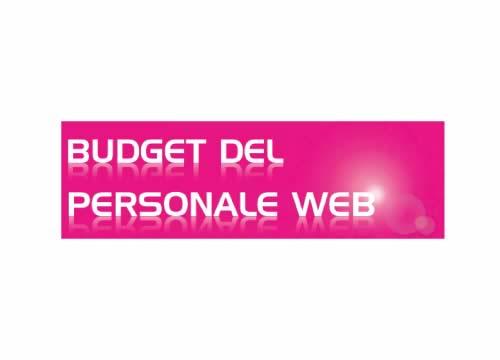 HR Budget del Personale Web