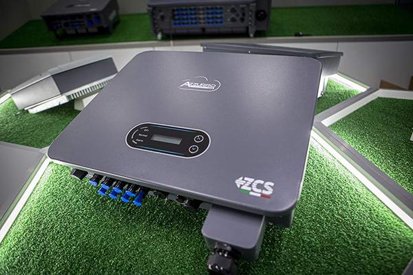 Inverter ZCS Azzurro