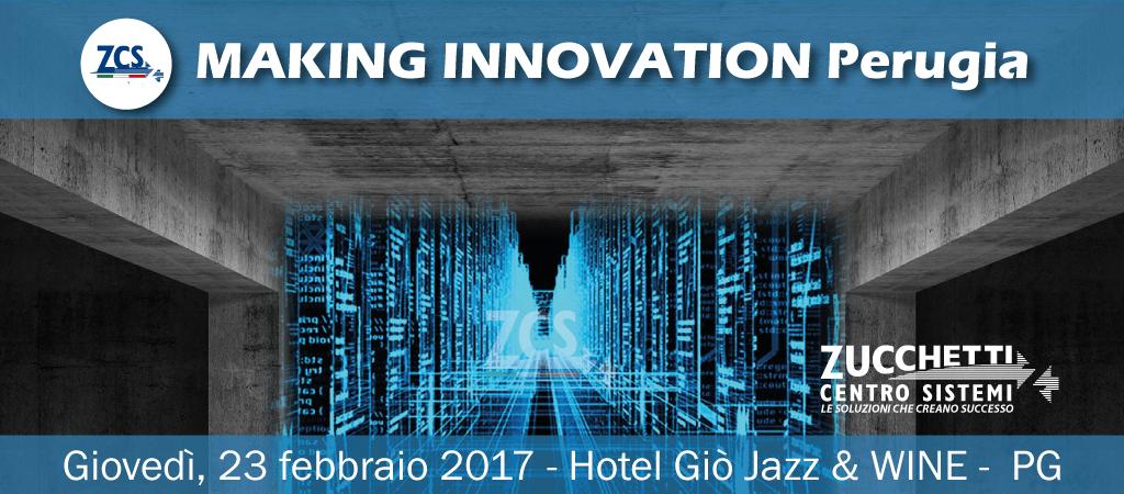 Evento - 23 Febbraio 2017 - Nasce a Perugia il Centro di Competenza per la Digital Innovation
