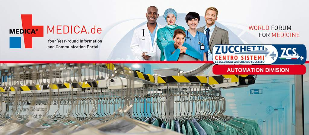 ZCS invites you to Medica 2017