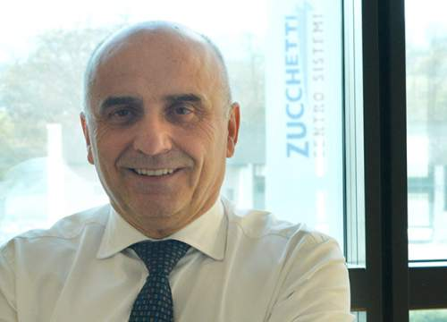 Face to face with Fabrizio Bernini, ZCS Chairman and recently decorated Cavaliere del Lavoro (Knight of Labour)