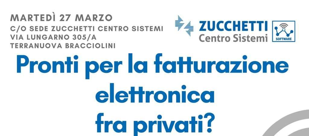 Pronti per la fatturazione elettronica fra privati?