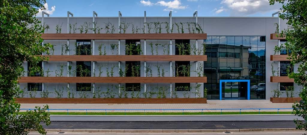 Inaugurato il Palazzo dell'Innovazione, nuovo Building smart & green ZCS