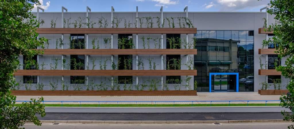 ZCS presenta il Palazzo dell'Innovazione