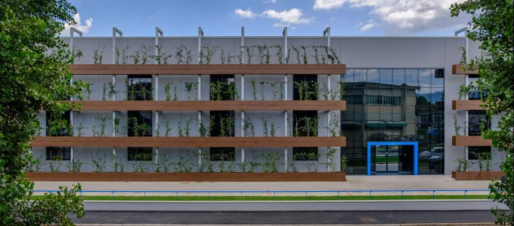 Il Palazzo dell'Innovazione  ZCS: risparmio energetico, comfort abitativo e qualità architettonica