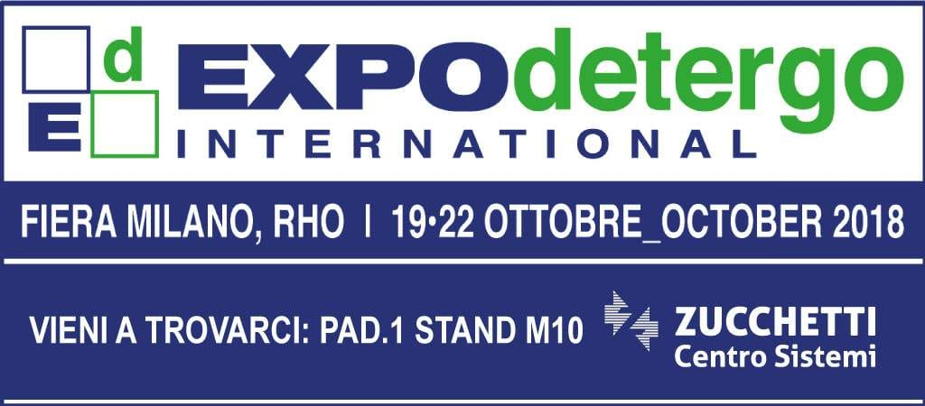 ZCS Automation ti invita ad ExpoDetergo International