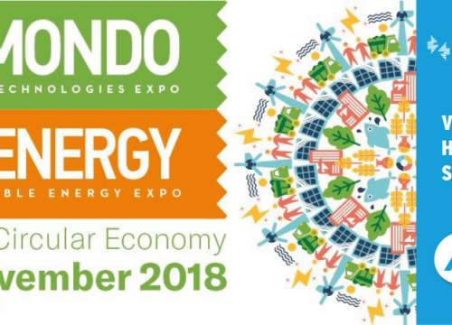 Come and find ZCS Azzurro at the Key Energy of Rimini