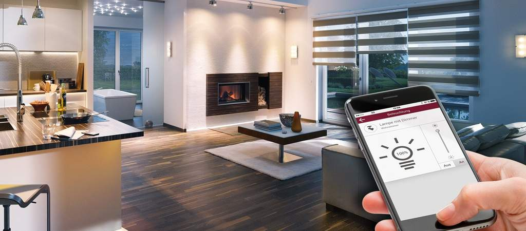 From Smart Garden to Smart Home