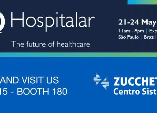 ZCS Automation Division at Hospitalar 2019