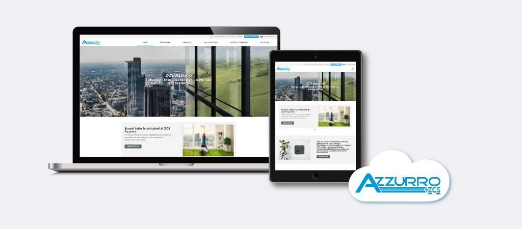 On Line il nuovo sito di ZCS Azzurro