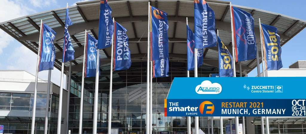 ZCS Azzurro alla fiera Intersolar Europe 2021