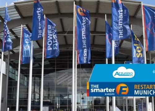 ZCS Azzurro at the Intersolar Europe Exhibition 2021