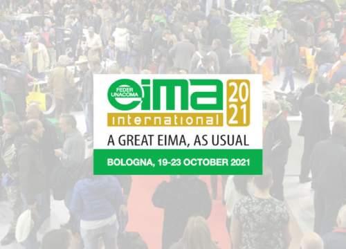 ZCS alla fiera EIMA International 2021