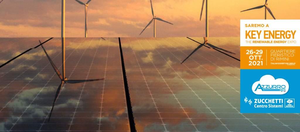 Le soluzioni ZCS Azzurro alla fiera Key Energy di Rimini