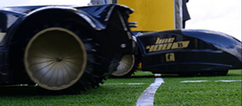 Fiera Demo Garden: Ambrogio L400 Gran Prix