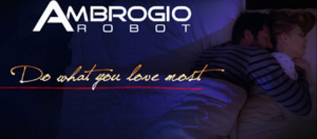 Ambrogio's New Video: