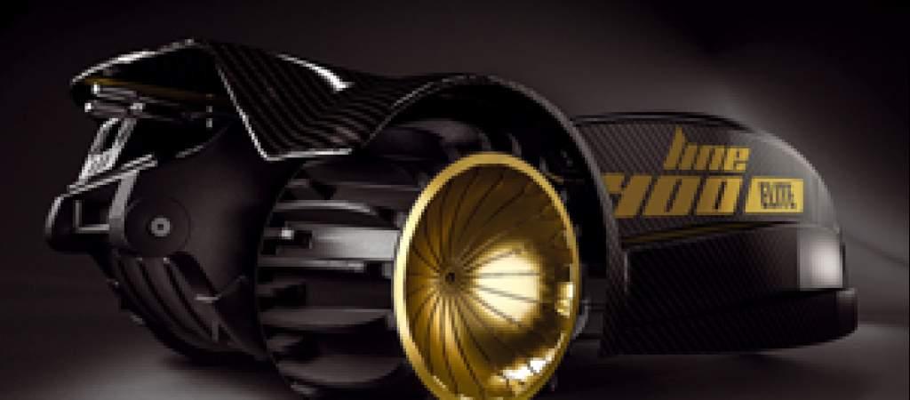 Ambrogio L400: a legend in carbon