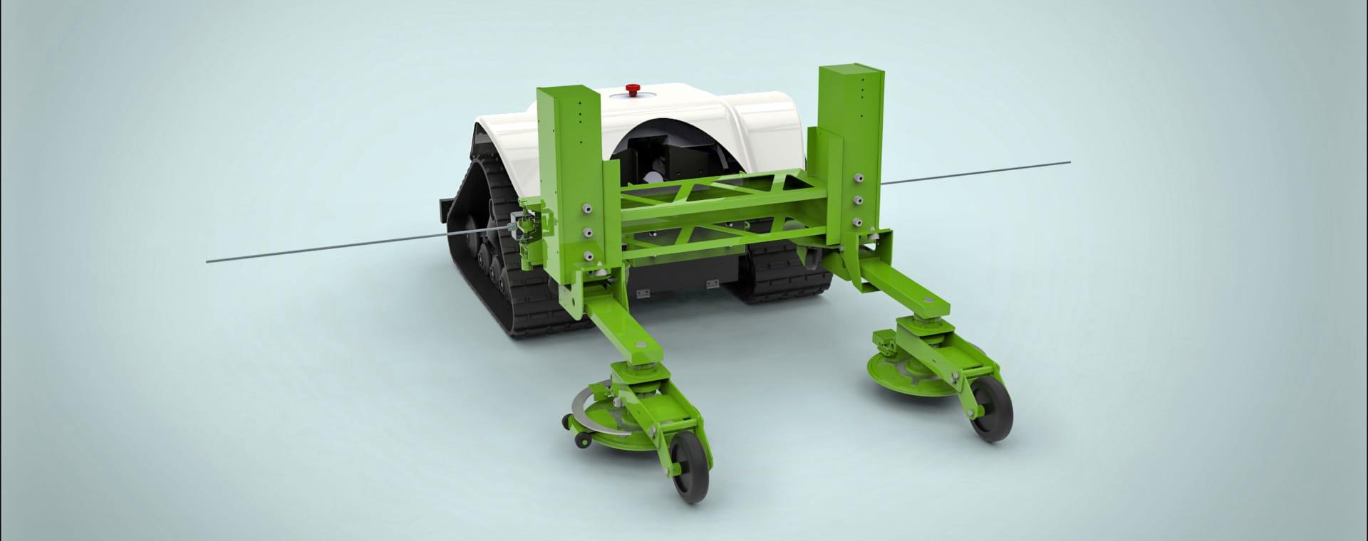 Agrirobot | Robot Auto...
